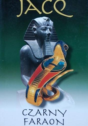 Okładka książki Czarny Faraon
