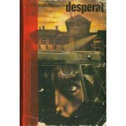 Okładka książki Desperat