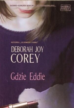 Okładka książki Gdzie Eddie