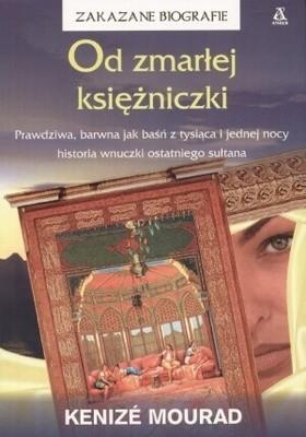 Okładka książki Od zmarłej księżniczki