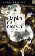 Okładka książki Pułapka na motyla