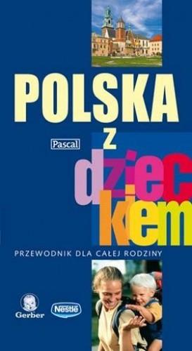 Okładka książki Polska z dzieckiem
