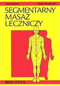 Okładka książki Segmentarny masaż leczniczy