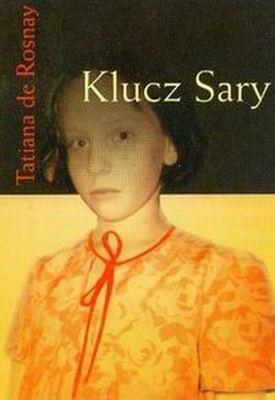 Okładka książki Klucz Sary