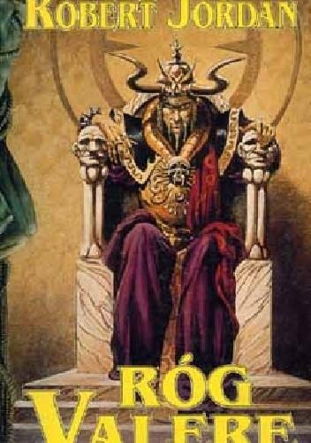 Okładka książki Róg Valere