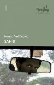 Okładka książki Sahib. Impresje z depresji