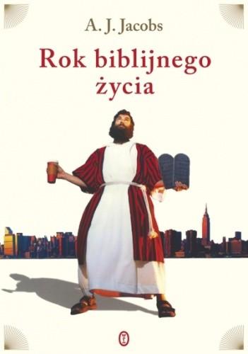 Okładka książki Rok biblijnego życia