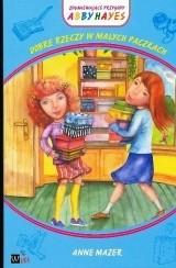 Okładka książki Dobre rzeczy w małych paczkach