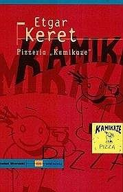 """Okładka książki Pizzeria """"Kamikaze"""""""