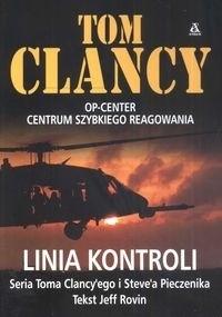 Okładka książki Linia kontroli