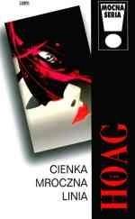 Okładka książki Cienka mroczna linia