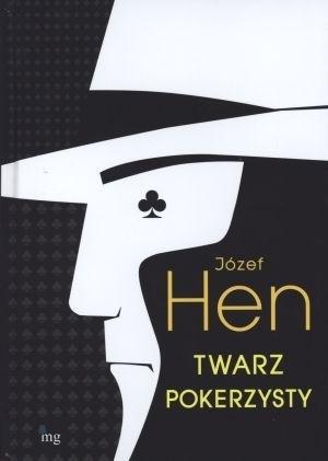 Okładka książki Twarz pokerzysty