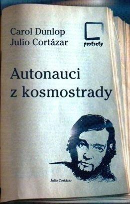 Okładka książki Autonauci z kosmostrady