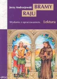 Okładka książki Bramy raju