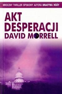 Okładka książki Akt desperacji