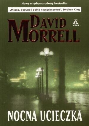 Okładka książki Nocna Ucieczka