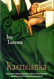 Okładka książki Kasztelanka