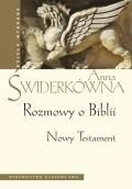 Okładka książki Rozmowy o Biblii. Nowy Testament