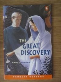 Okładka książki The Great Discovery