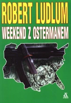 Okładka książki Weekend z Ostermanem