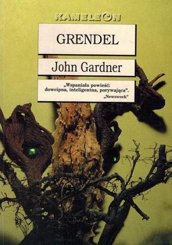 Okładka książki Grendel