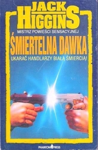 Okładka książki Śmiertelna dawka