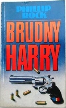 Okładka książki Brudny Harry