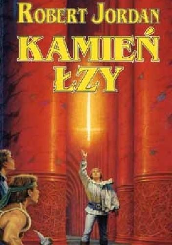 Okładka książki Kamień Łzy