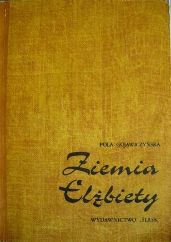 Okładka książki Ziemia Elżbiety