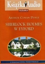 Okładka książki Sherlock Holmes w Eyford