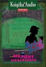 Okładka książki Sherlock Holmes. Diament Mazzariniego; Trzej panowie Garrideb