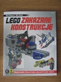 Okładka książki Lego zakazane konstrukcje
