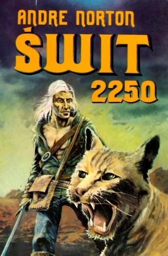Okładka książki Świt 2250