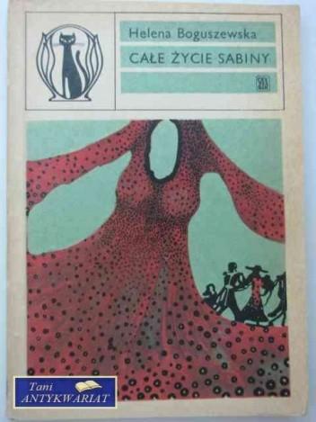 Okładka książki Całe życie Sabiny