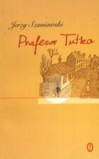 Okładka książki Profesor Tutka
