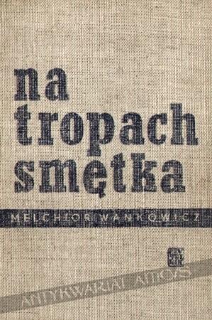 Okładka książki Na tropach Smętka