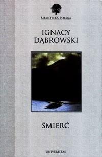 Okładka książki Śmierć