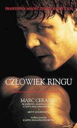 Okładka książki Człowiek ringu