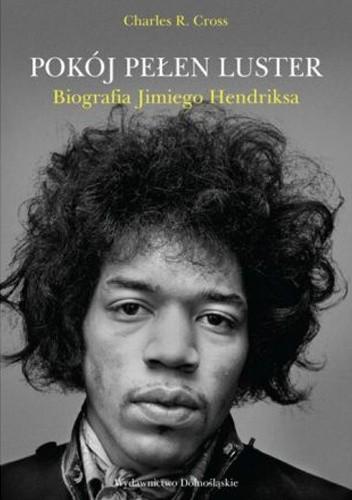 Okładka książki Pokój pełen luster. Biografia Jimiego Hendrixa