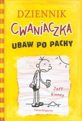 Okładka książki Ubaw po pachy