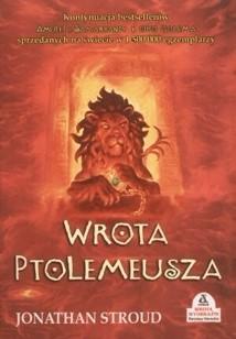 Okładka książki Wrota Ptolemeusza
