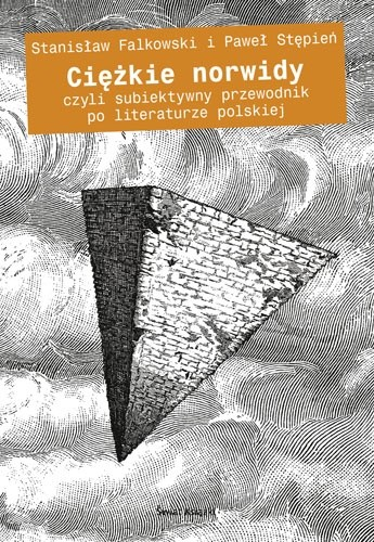 Okładka książki Ciężkie norwidy