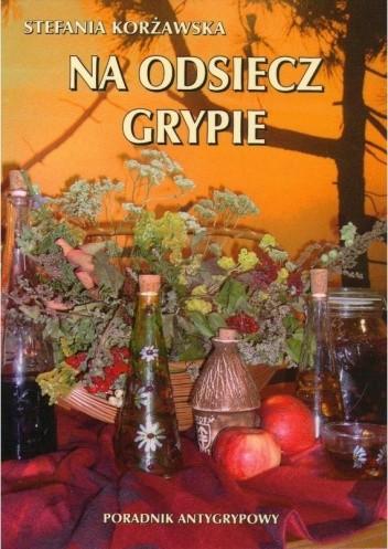 Okładka książki Na odsiecz grypie