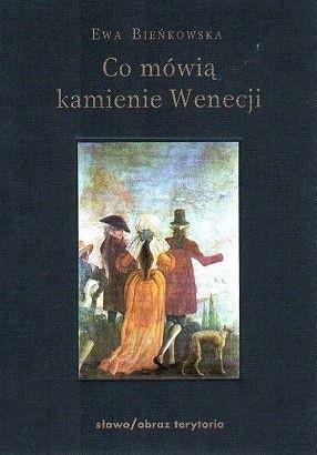 Okładka książki Co mówią kamienie Wenecji