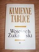 Okładka książki Kamienne tablice