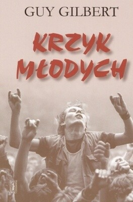 Okładka książki Krzyk młodych