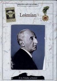 Okładka książki Leśmian