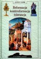 Okładka książki Reformacja- kontrreformacja- tolerancja