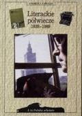 Okładka książki Literackie półwiecze 1939-1989