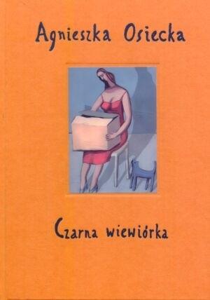 Okładka książki Czarna wiewiórka